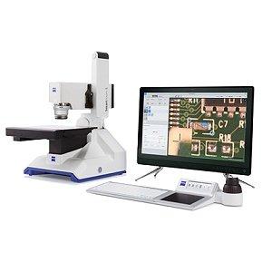 Digitalmikroskope und Komponenten