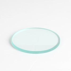 Glasplatte D=84x5 mm