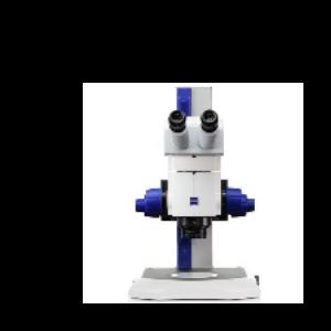 Mikroskop SteREO Discovery.V8 Komplettsystem für Partikelanalyse