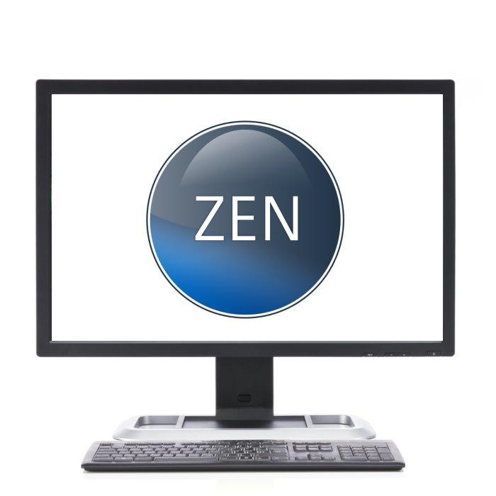 Upgrade ZEN pro auf ZEN 2.6 system US Hardware License Key